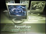 PowerPoint Template - computer network