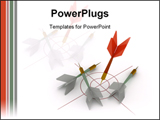 PowerPoint Template - This image has been created in 3D-editor.