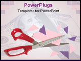 PowerPoint Template - Cutting corners to help the budget may be necessary when time and/or money are in short supply.