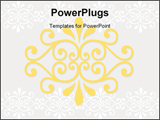 PowerPoint Template - An abstract image