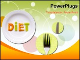 PowerPoint Template - Diet