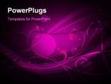 PowerPoint Template - An abstract digital design