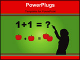 PowerPoint Template - teaching math - 2 of 3