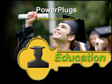 PowerPoint Template - education key to life