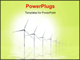 PowerPoint Template - Save our Environment - Concept to promote Alternative Energy