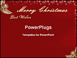 PowerPoint Template - Christmas card