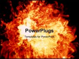 PowerPoint Template - Explosion