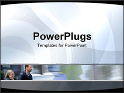 PowerPoint Template - business symbol