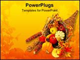 PowerPoint Template - cornucopia