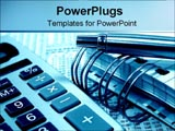 PowerPoint Template - Financing tools