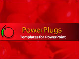 PowerPoint Template - Tomatoes  they