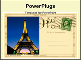 PowerPoint Template - france