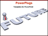 PowerPoint Template - image of a future business