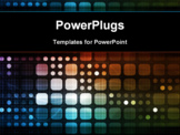 PowerPoint Template - Futuristic Technology as a Next Generation Art