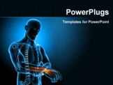 PowerPoint Template - Medical concept