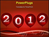 PowerPoint Template - happy new year