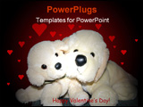 PowerPoint Template - A Valentine