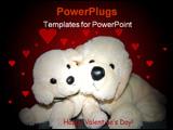 PowerPoint Template - A Valentine