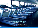 PowerPoint Template - Fitness center