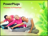 PowerPoint Template - Spa and health collages made of some bright pictures