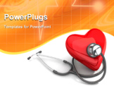 PowerPoint Template - Heart health