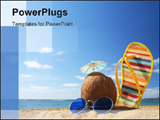 PowerPoint Template - Vacation goodies