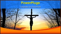 PowerPoint Template - Holy Cross