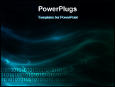 PowerPoint Template - Social Innovation Technology on The Web Media