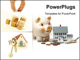 PowerPoint Template - Mortgage concept