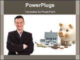 PowerPoint Template - House investment
