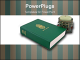 PowerPoint Template - the holy quran the Muslim holy book