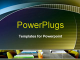PowerPoint Template - conference room