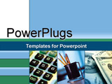 PowerPoint Template - calculator