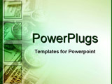 PowerPoint Template - money with square boxes