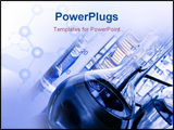 PowerPoint Template - A laboratory is a place where scientific research and experiments are conducted