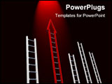 PowerPoint Template - Concept of making the right choice out of many