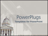 PowerPoint Template - Supreme court of the United States