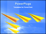 PowerPoint Template - image showing leadership concept