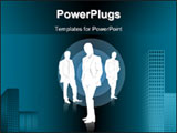 PowerPoint Template - Business Group