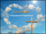 PowerPoint Template - Love and the cross meet to change History