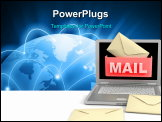 PowerPoint Template - e mail