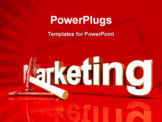 PowerPoint Template - Marketing Tools.