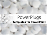 PowerPoint Template - Drugs in production