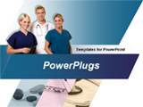 PowerPoint Template - reat template for medical care, healthcare, medical help, medical services, hospitals, clinics, etc