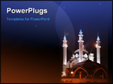 PowerPoint Template - The Mosque