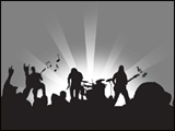 PowerPoint Template - Concert