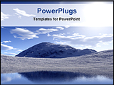 PowerPoint Template - beauty of nature