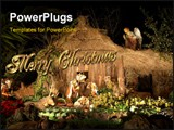 PowerPoint Template - nativity