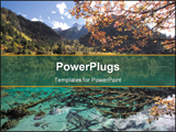 PowerPoint Template - Nature view