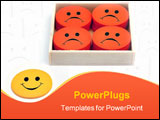 PowerPoint Template - out of the box - see portfolio for more smilies